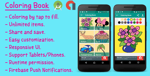 Kids Coloring Book For Android Nulled