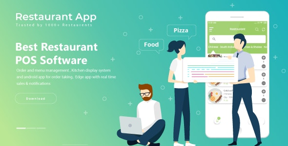 Restaurant POS System – Android
